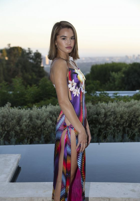 Paris Berelc - Adriana Iglesias x Flaunt SS19 Collection Preview 12/14/2018