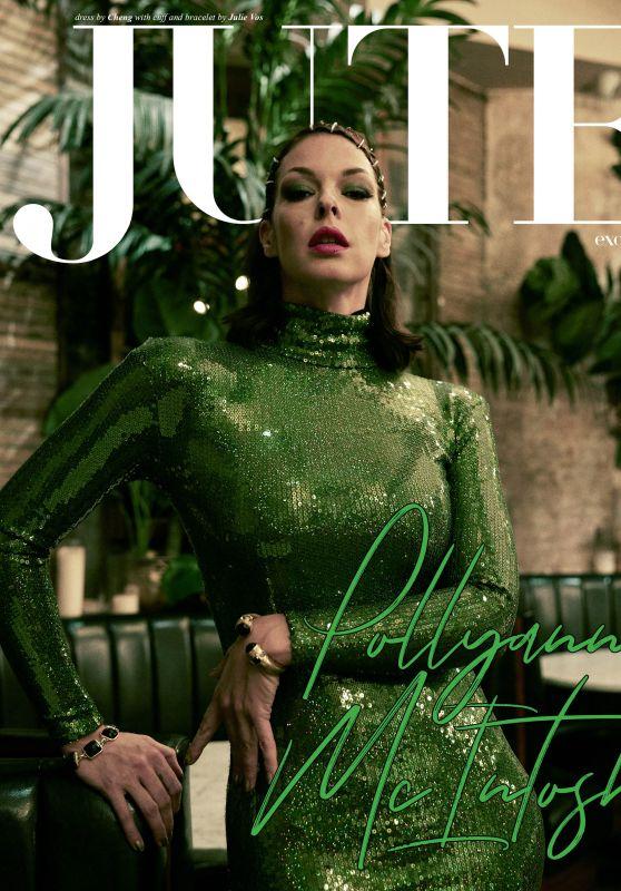 Pollyanna McIntosh - Jute Fashion Magazine November 2018 Photoshoot
