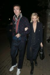 Poppy Delevingne - Christmas Party in London, December 2018