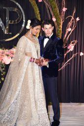 Priyanka Chopra and Nick Jonas - Wedding Photoshoot in Delhi 12/04/2018