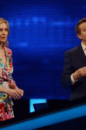 """Rachel Riley - """"The Chase Celebrity Special"""" TV Show E8 12/02/2018"""