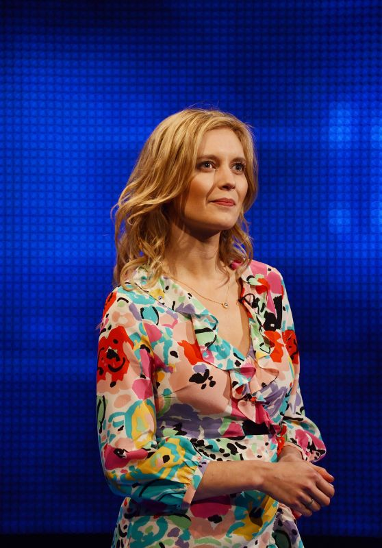 "Rachel Riley - ""The Chase Celebrity Special"" TV Show E8 12/02/2018"