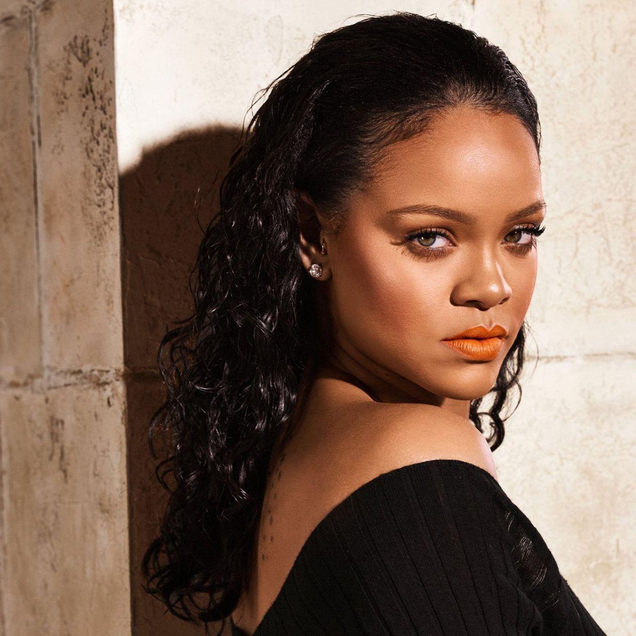 Rihanna - Fenty Beauty Mattemoiselle 2018 Rihanna