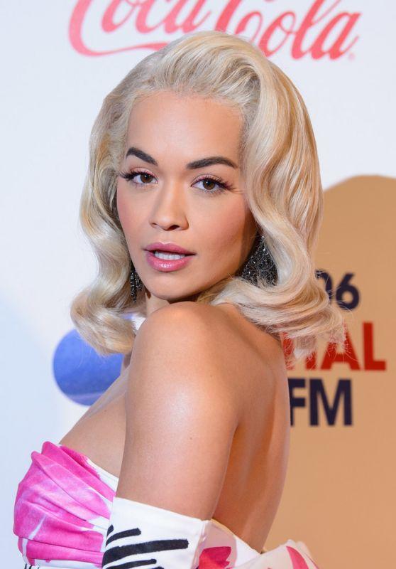 Rita Ora - Capital FM Jingel Bell Ball 2018 in London