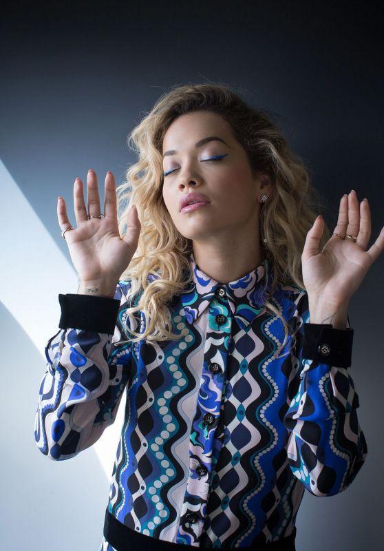 Rita Ora - Die Zeit Issue 21, 2018