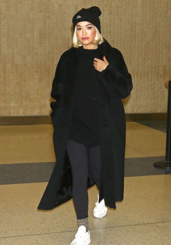 Rita Ora Travel Style 12/14/2018