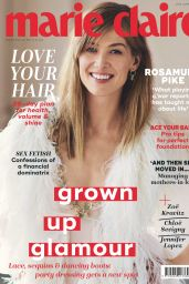 Rosamund Pike – Marie Claire UK January 2019