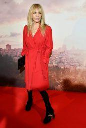 """Rosanna Arquette – """"Holy Lands"""" Premiere in Paris"""