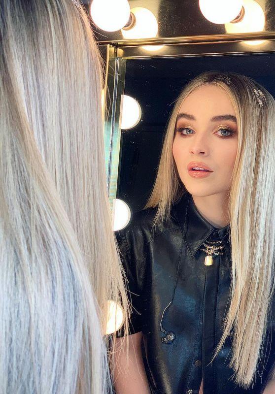 Sabrina Carpenter - Personal Pics 12/14/2018