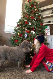 Sabrina Carpenter - Personal Pics 12/26/2018