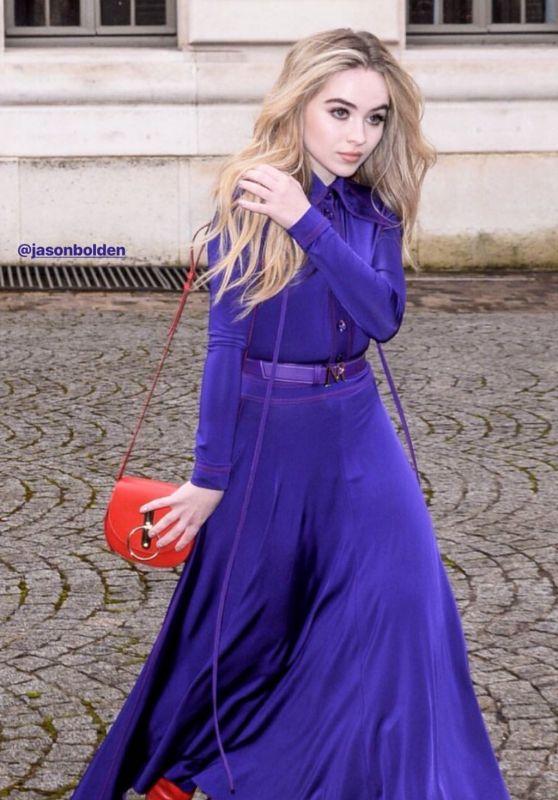 Sabrina Carpenter - Personal Pics 12/31/2018