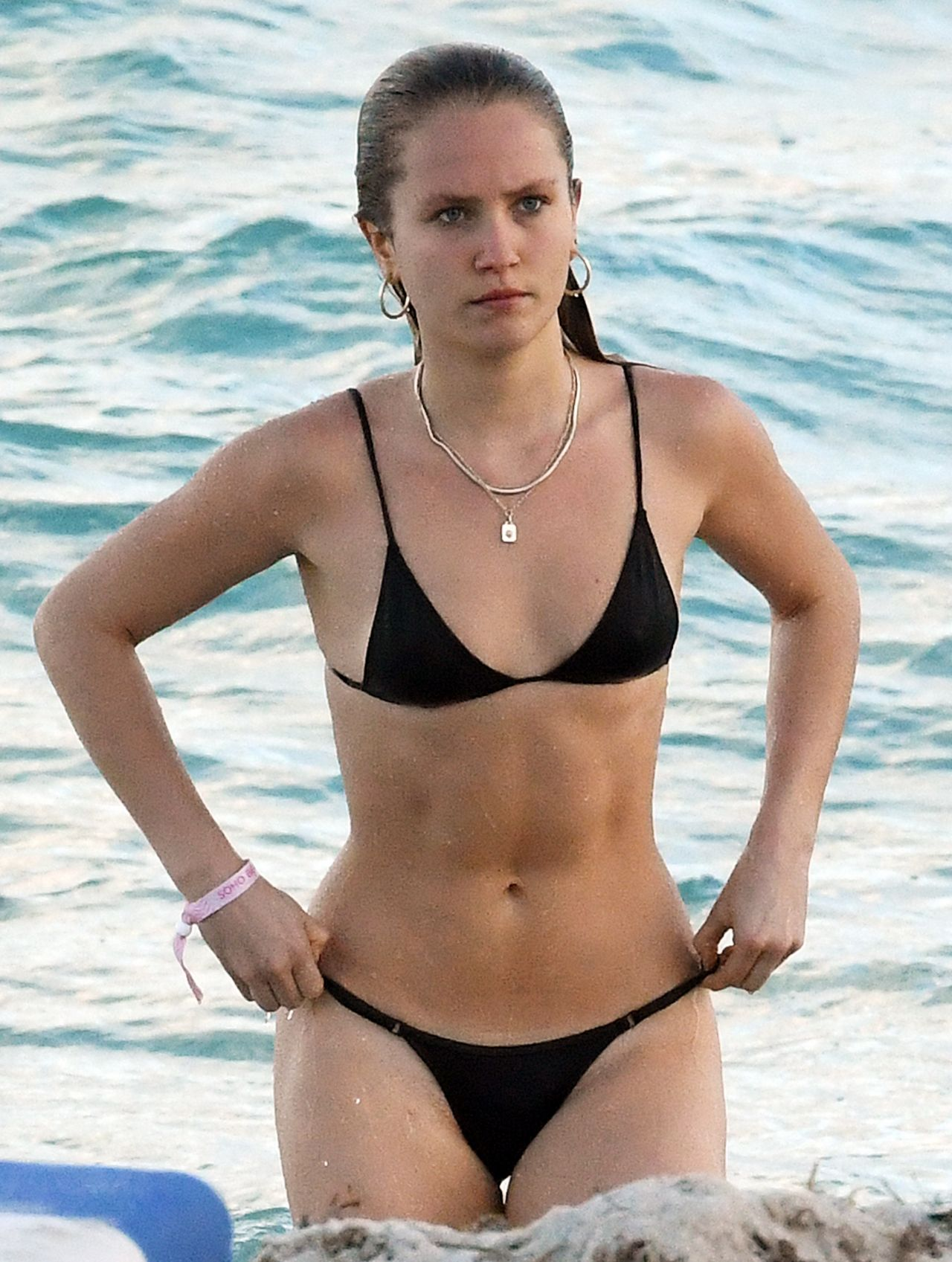 b68ff6f730 Sailor Brinkley Cook in Bikini 12/07/2018