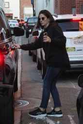 Sandra Bullock Casual Style - Out in Beverly Hills 12/20/2018