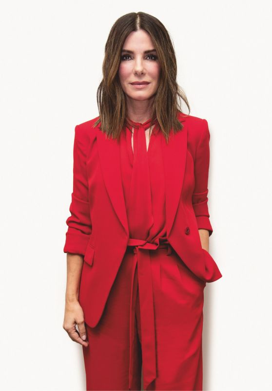 Sandra Bullock - Total Film January 2019 Issue