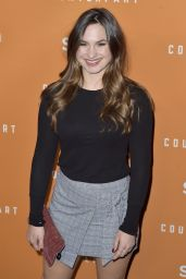 "Sarah Bellini – ""Counterpart"" Season 2 Premiere in LA"