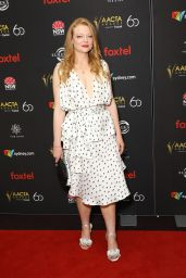 Sarah Snook – 2018 AACTA Awards Industry Luncheon in Sydney