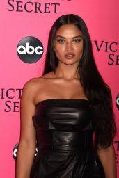 Shanina Shaik – 2018 Victoria's Secret Viewing Party in NYC (Part II)