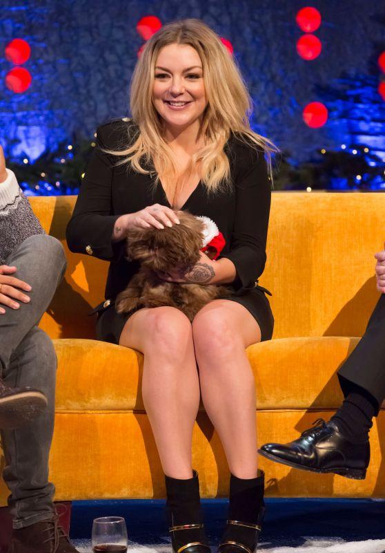 "Sheridan Smith - ""The Jonathan Ross Show"" TV Show S13E15 in London 12/02/2018"