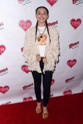 Sky Katz - YSBNow Holiday Dinner and Toy Drive in Universial City, December 2018