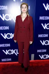"Sophie Simmons - ""Vox Lux"" Premiere in Hollywood"
