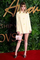Suki Waterhouse – The Fashion Awards 2018 in London