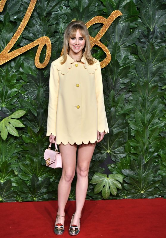 Suki Waterhouse – The Fashion Awards 2018 in London