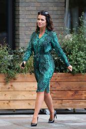 Susanna Reid - Outside the ITV Studios in London 12/06/2018