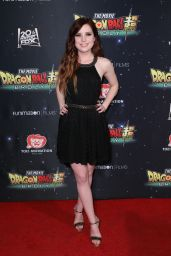 "Sydney Sierota - ""Dragon Ball Super Broly"" Premiere in LA"