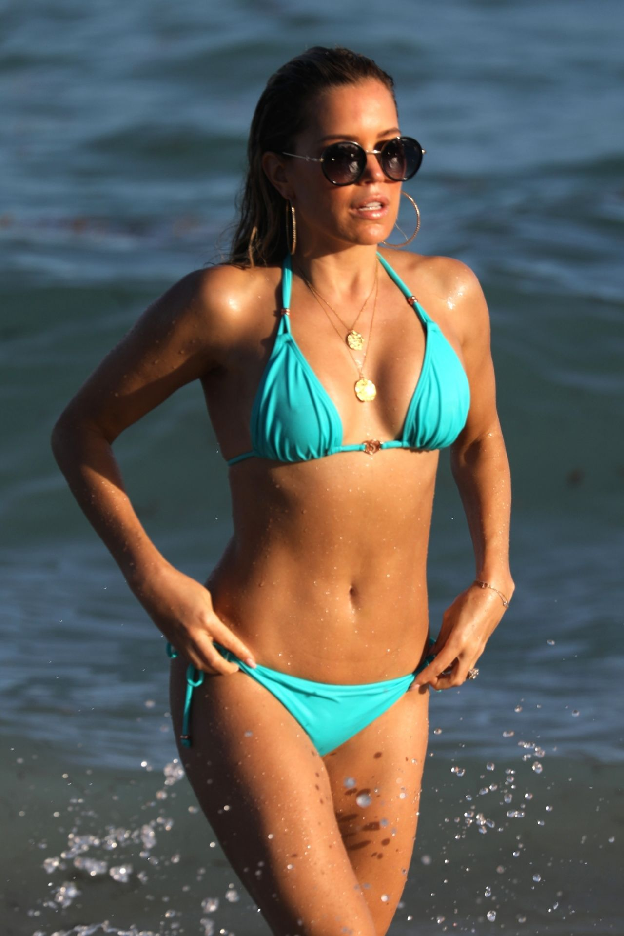 Sylvie Meis Bikini