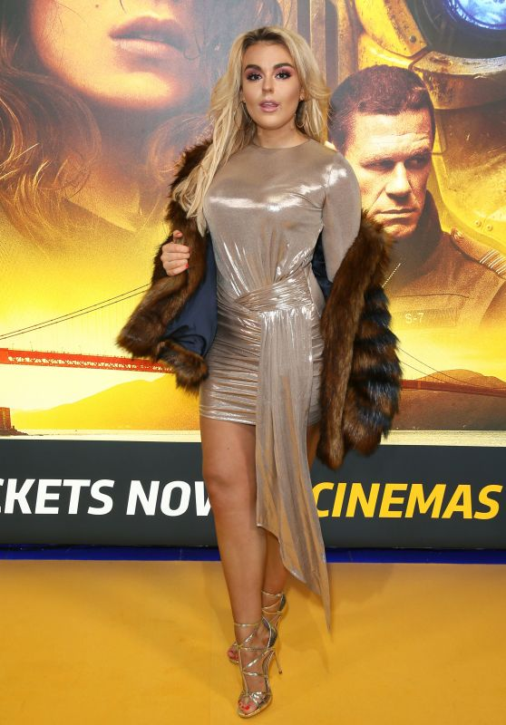 "Tallia Storm – ""Bumblebee"" Fan Screening in London"