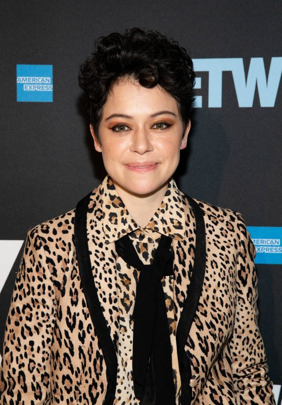"""Tatiana Maslanys – """"Network"""" Play Opening Night in NY"""