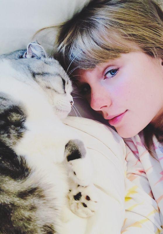 Taylor Swift Personal Pics 12 27 2018