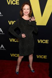 "Thora Birch – ""Vice"" Premiere in Beverly Hills"