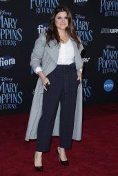 "Tiffani Thiessen – ""Mary Poppins Returns"" Premiere in LA"