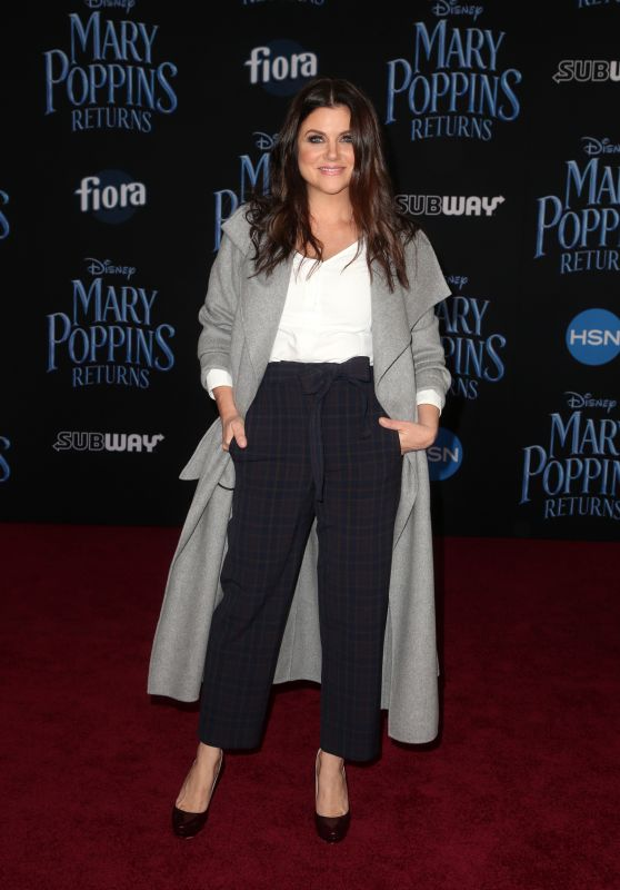 "Tiffani Thiessen – ""Mary Poppins Returns"" Premiere in LA"