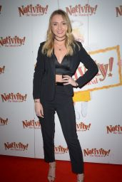"""Tilly Keeper - """"Nativity The Musical"""" Musical Gala Night in London"""