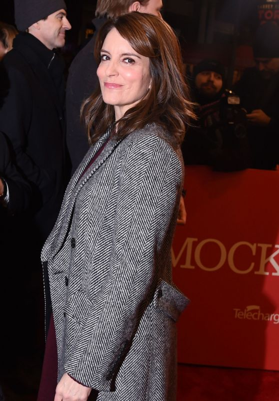 "Tina Fey – ""To Kill A Mocking Bird"" Opening Night in NYC"
