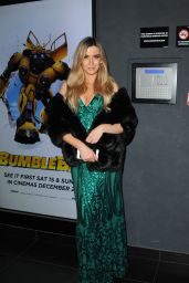 "Victoria Brown – ""Bumblebee"" Fan Screening in London"