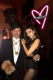 Victoria Justice - Personal Pics 12/02/2018