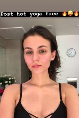 Victoria Justice - Personal Pics 12/19/2018