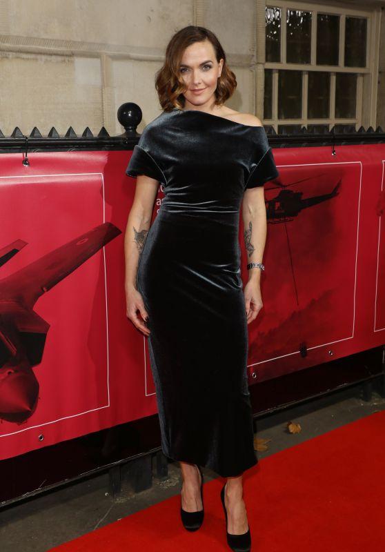 Victoria Pendleton – The Sun Military Awards 2018