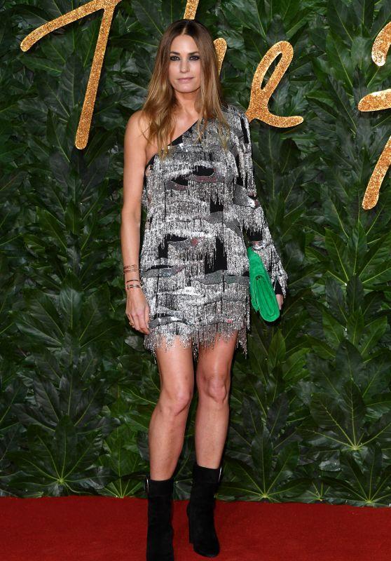 Yasmin Le Bon – The Fashion Awards 2018 in London