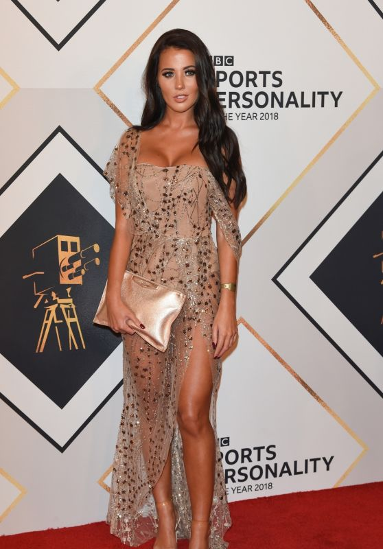 Yazmin Oukhellou – BBC Sports Personality of the Year 2018