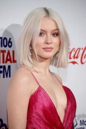 Zara Larsson – Capital Radio Jingle Bell Ball 2018 in London