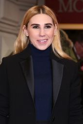 "Zosia Mamet – ""To Kill A Mocking Bird"" Opening Night in NYC"