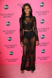 Zuri Tibby – 2018 Victoria's Secret Viewing Party in NYC
