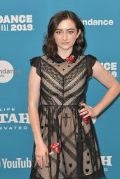 """Abby Quinn - """"After The Wedding"""" Premiere at Sundance Film Festival"""