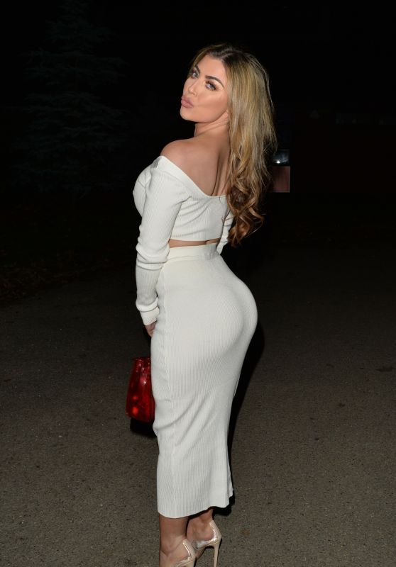 Abigail Clarke Night Out Style 01/05/2019
