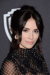 Abigail Spencer – InStyle and Warner Bros Golden Globe 2019 After Party