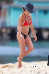 Ada Nicodemou in Bikini 01/16/2019